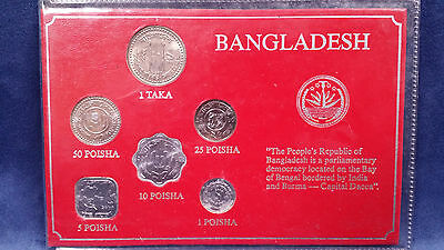 Bangladesh Coin Set