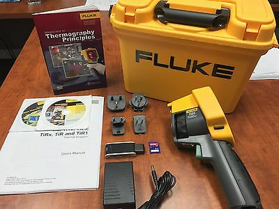 Fluke Ti25 Thermal Imager with IR-Fusion