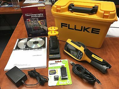 Fluke Ti125 Thermal Imager with IR-Fusion