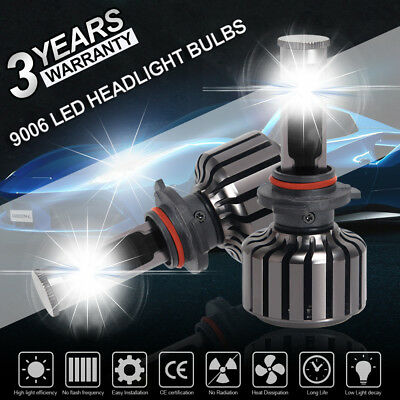 D2S D2C 90W 9800LM CREE LED Headlight Kit Hi or Lo Beam Light Bulbs 6000K Super