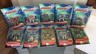 VINTAGE#BANDAI 10 X Robot DELUXE MOBILE SUIT GUNDAM WING FULL SERIES