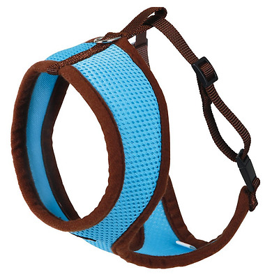 Cat Harness Activ, Blue, Small