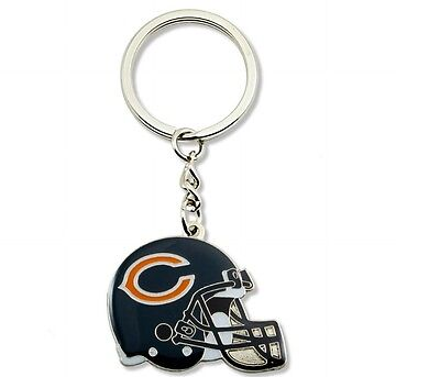NFL keyring key ring CHICAGO BEARS  American football  keyring SEALED
