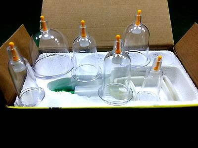 hijama cupping set 6 x 75 boxes