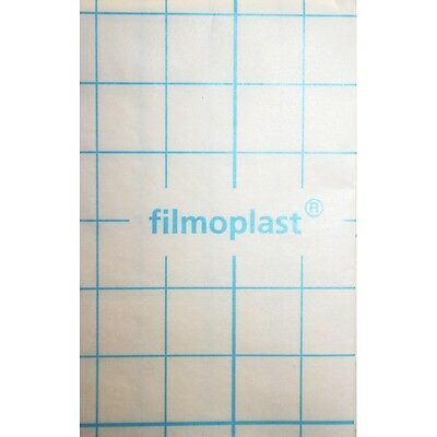 Filmoplast Self Adhesive Sticky Backing Embroidery Stabiliser 1m & 0.5m widths