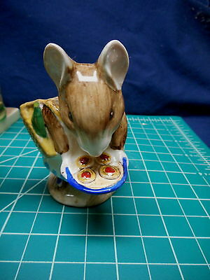 Beatrix Potter Appley Dapply Beswick 1972  free dom ship/ins     170008
