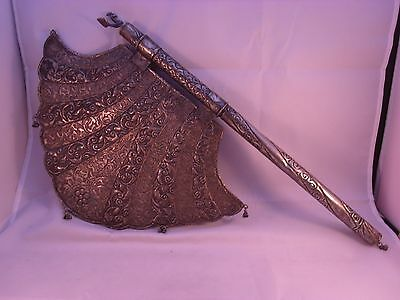 Ancient Greek Tin Replica Single Sided Battle Axe Labrys Collectable Decorative