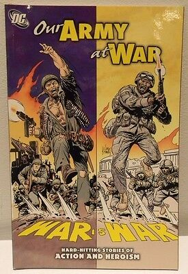 NEW 'Our Army at War' Graphic Novel [DC Comics]