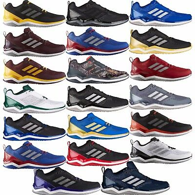 Adidas Speed Trainer 3.0 Men's Baseball Training Turf Comfy Shoes New Sneakers