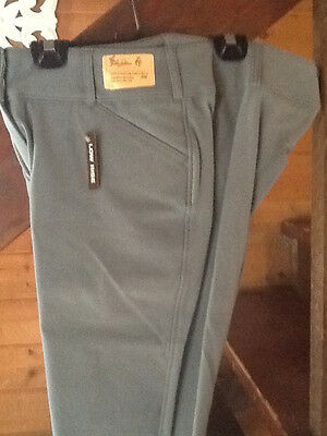 Tailored Sportsman Breeches Airforce Blue Size 30 reg