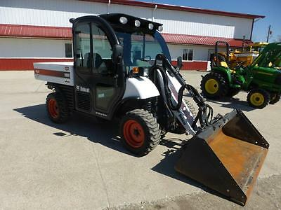 2014 Bobcat 5600 Toolcat For Sale 698 Hours Loaded With Options Very Nice