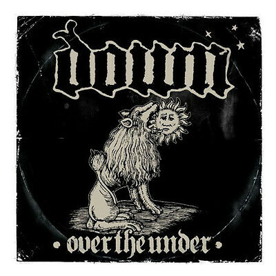 Down - Over the under 2LP