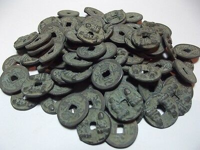 Impero Cinese Cina Varie Monete Cinese Periodo Imperiale Chainese Old Coin Chine