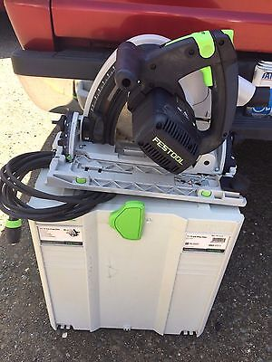 Festool Skill Saw TS 75 EQ