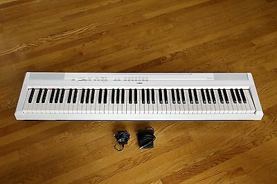 Yamaha P115 88 Key Weighted Action Digital Piano W Sustain