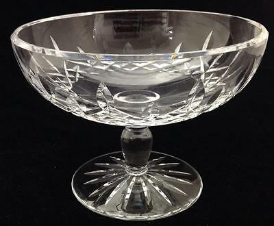 Waterford LISMORE Round Compote GREAT CONDITION