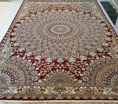 Large Traditional High Quality  Persian  Area Rug New