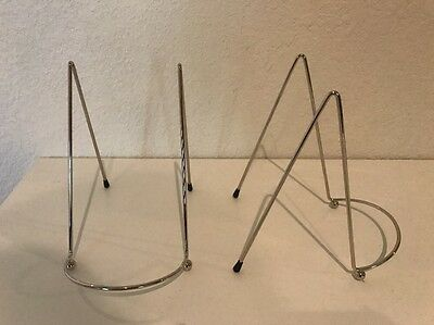 Silver Picture Frame Stand - Lot of 11 - Used Once