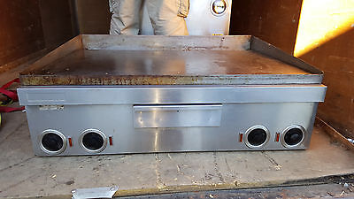 "Toastmaster 7336 Electric Flat Top Griddle 36"" Countertop Grill Thermostatic"