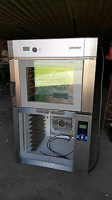 2015 Wiesheu Convection Steam Oven Bakery Proofer Holding Cabinet Combi Steamer