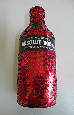 Absolut Vodka Masquerade Bottle - Limited Edition - Empty