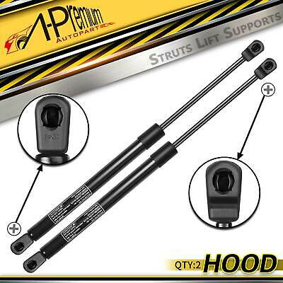 A-Premium 2x Front Hood Lift Supports Shock Struts for Acura MDX 2001-2006 6332