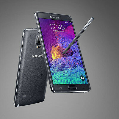 Samsung galaxy note 4 32gb smartphone lock/unlock
