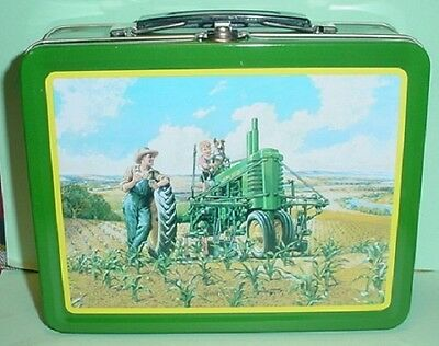 John Deere Lunch Box