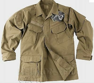 HELIKON TEX SFU Special Forces Tactical Combat Jacke Jacket Coyote