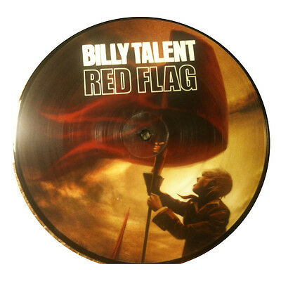 "Billy Talent - Red Flag  (7"" EP) PICDISC"