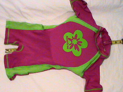 Swimfree childs floating swimsuit Ages 2- 3 1/2 yrs