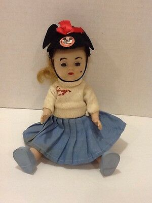 Vintage 50's Cosmopolitan Ginger Disney Mickey Mouse Doll Ginny Friend
