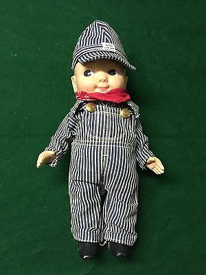 VINTAGE  1950's   BUDDY LEE  DOLL     (   RARE   )