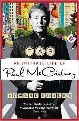 Fab: An Intimate Life of Paul McCartney, New, Sounes, Howard Book