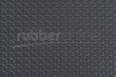 Self Adhesive Marine Boat Deck Tread 1000 x 1000mm, Steel Grey Dog Bone Pattern
