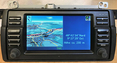 Reparatur BMW 16:9 Bordmonitor (Pixelfehler etc) BMW E46, E39, E38, X5 Display