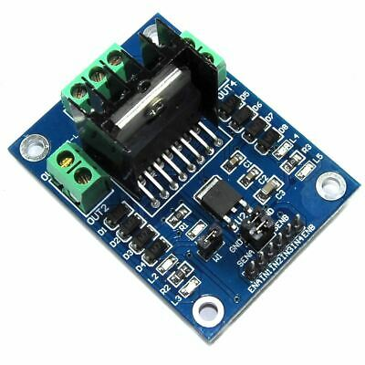 LC Technology L298N Dual H-Bridge Motor Driver Controller 35W Flux Workshop