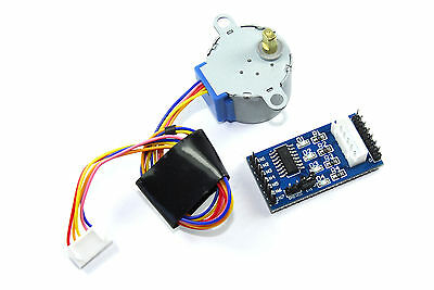 LC Technology ULN2003 Stepper Motor Set Driver 28BYJ-48 Arduino Flux Workshop