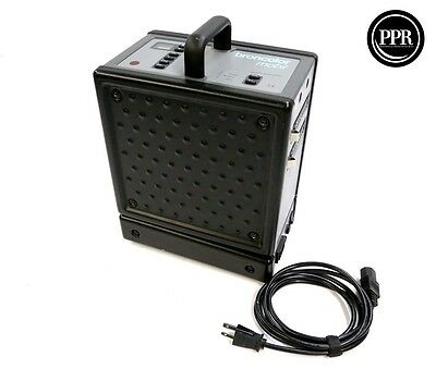 Broncolor Mobil 1200w/s Power Pack With Power Booster AC adapter