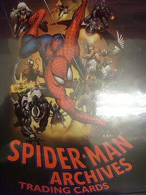 Spider-Man Archives 2009 Trading Card Binder Promo P3 Rittenhouse Marvel Comic