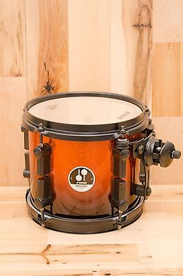 Sonor 8 X 7 Force 3007 Tom Special Edition Orange Sparkle Fade / Black Fittings