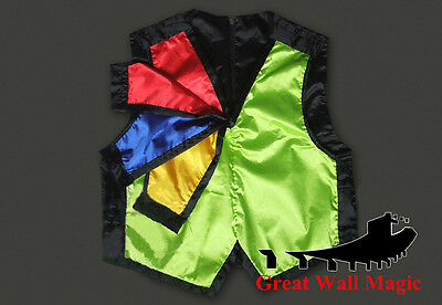 Free Shipping Color Changing Vest - Stage Magic