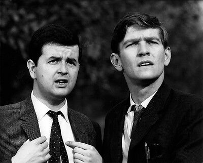 Rodney Bewes and Tom Courtenay UNSIGNED photo - H6355 - Billy Liar