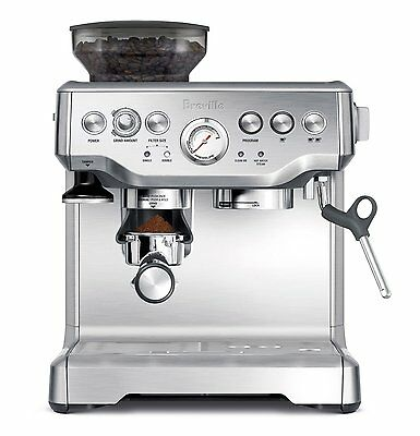 Restaurant Coffee Maker Automatic Commercial Barista Express Espresso Machine