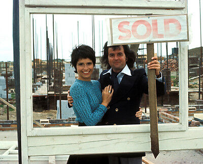 Rodney Bewes and Brigit Forsyth UNSIGNED photo - H6372 - The Likely Lads