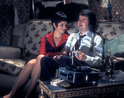 Rodney Bewes and Brigit Forsyth UNSIGNED photo - H6373 - The Likely Lads
