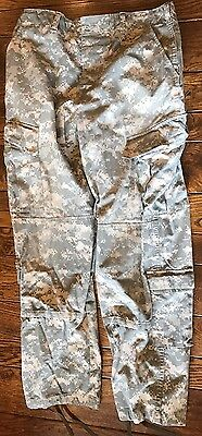Military Combat Trousers Pants Medium Regular Digital Camo