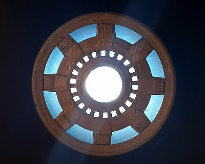 Arc Reactor for Cosplay and Fancy Dress From Iron man 2