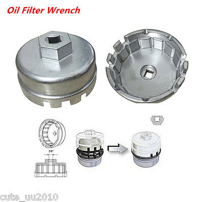 """Oil Filter Wrench Cap Housing Tool Remover 15620-31060 3/8""""inch for TOYOTA LEXUS"""