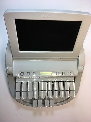 Stenograph Wave Student Steno Writer machine with all the books included.